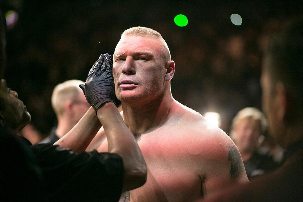 Does Brock Lesnar deserve to hold the WWE Universal Championship?