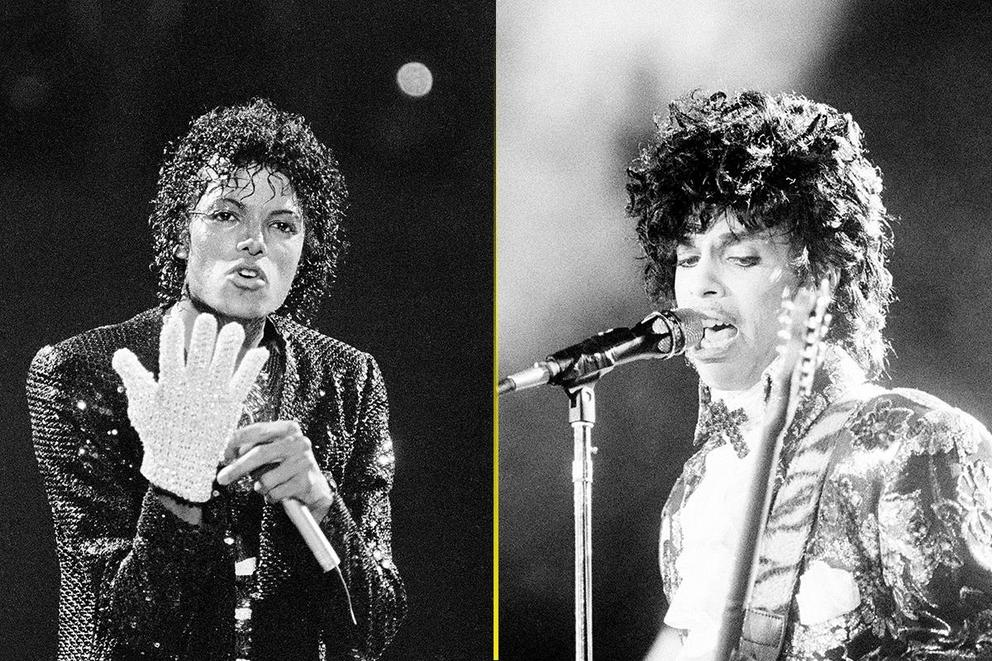 Who is the greatest '80s pop icon: Michael Jackson or Prince?