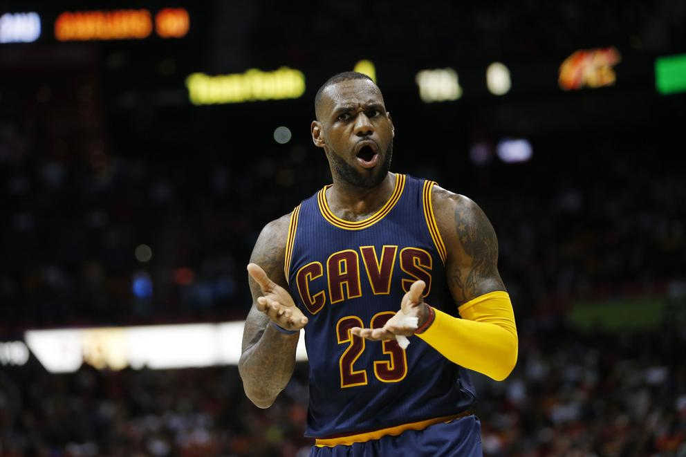 LeBron James: Love him or hate him?