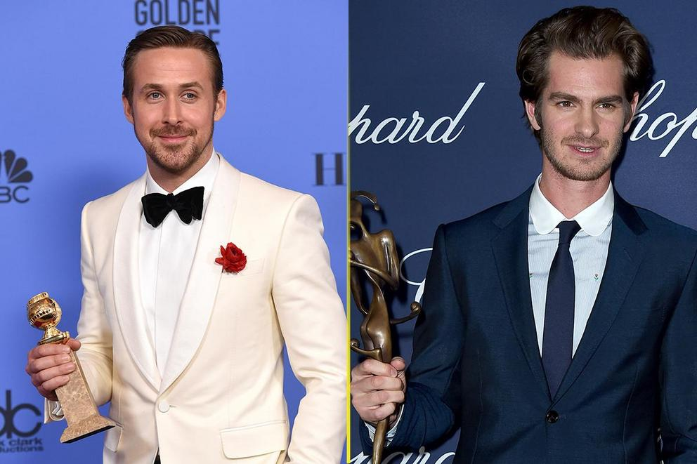 Who will win Best Actor: Ryan Gosling or Andrew Garfield?