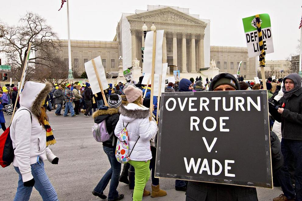 Should Roe v. Wade be overturned?