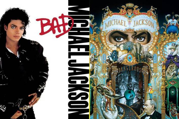 Which classic is Michael Jackson's best album after 'Thriller'?