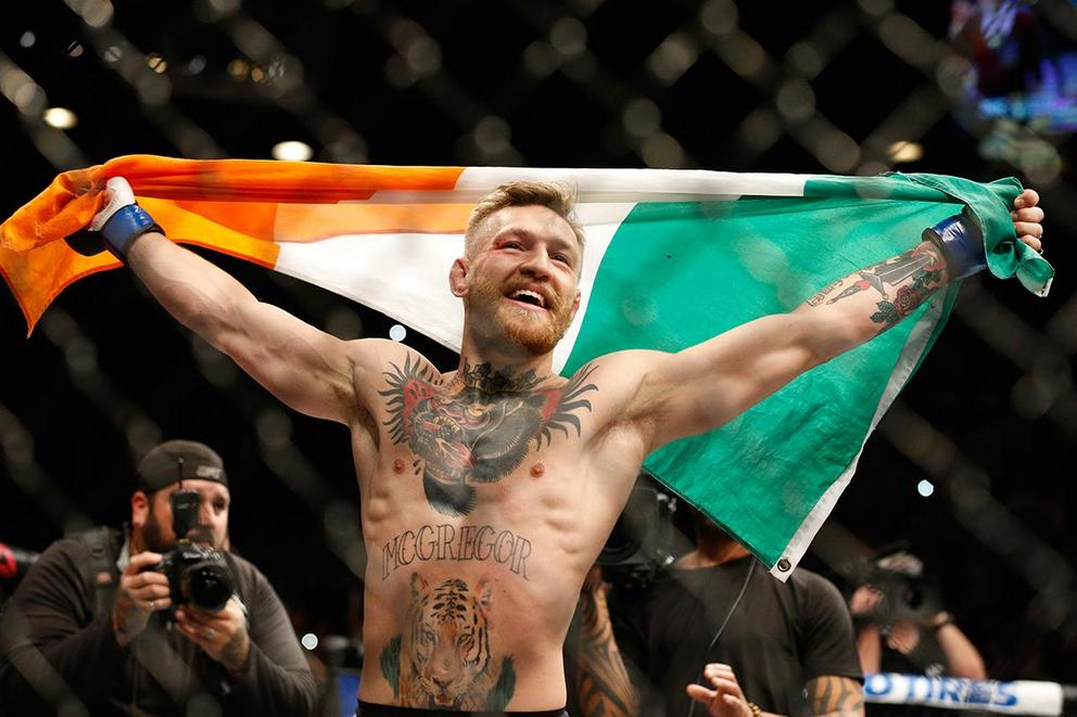 Conor McGregor says he's retiring from MMA fighting