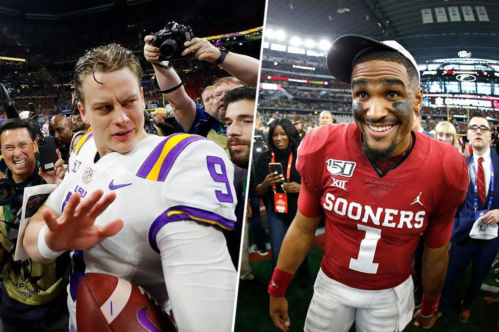 Who will win the Peach Bowl: LSU or Oklahoma?