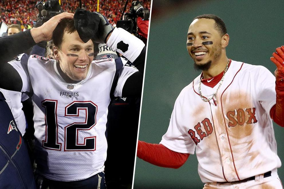 Most beloved Boston team: Patriots or Red Sox?