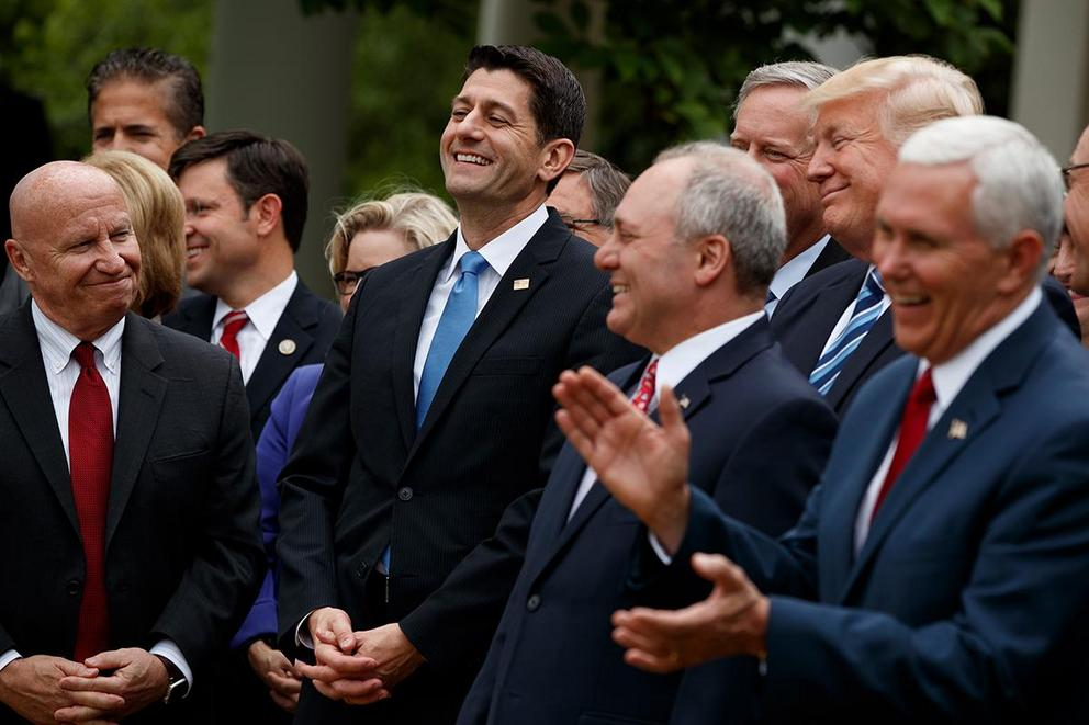Is the GOP the new political party of the working class?