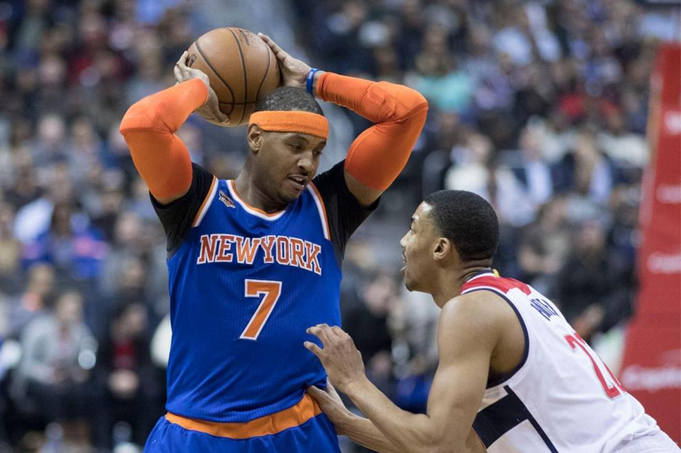 Best Carmelo Anthony moment: National Championship or scoring 62 points at MSG?