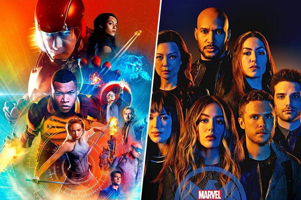Ultimate '10s superhero show: 'Legends of Tomorrow' or 'Agents of S.H.I.E.L.D.'?