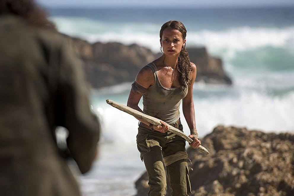 Is the 'Tomb Raider' reboot worth seeing?