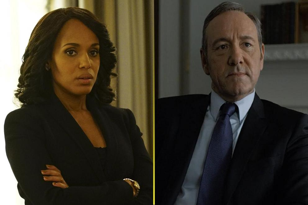 Best political thriller: 'Scandal' or 'House of Cards'?