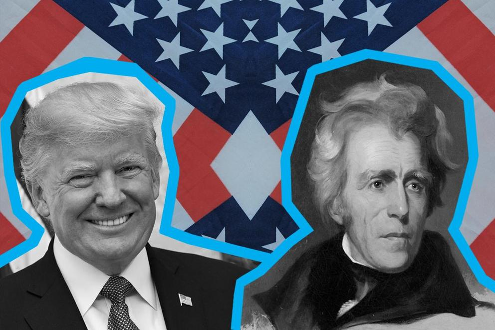 Most influential president: Andrew Jackson or Donald Trump?
