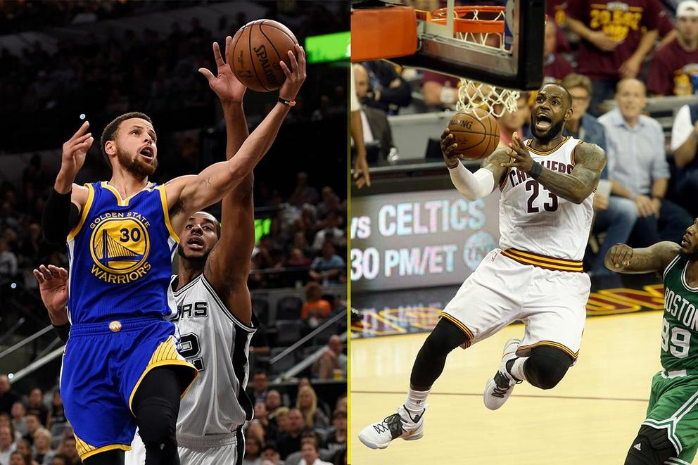 Who is going to win the NBA Finals: Golden State Warriors or Cleveland Cavaliers?