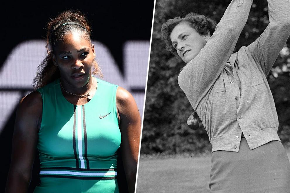Greatest woman athlete: Serena Williams or Babe Didrikson Zaharias?