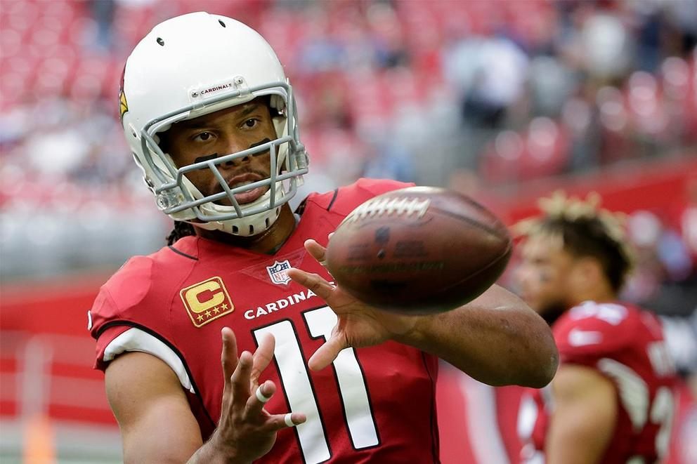 Will Larry Fitzgerald become the second greatest receiver in NFL history?