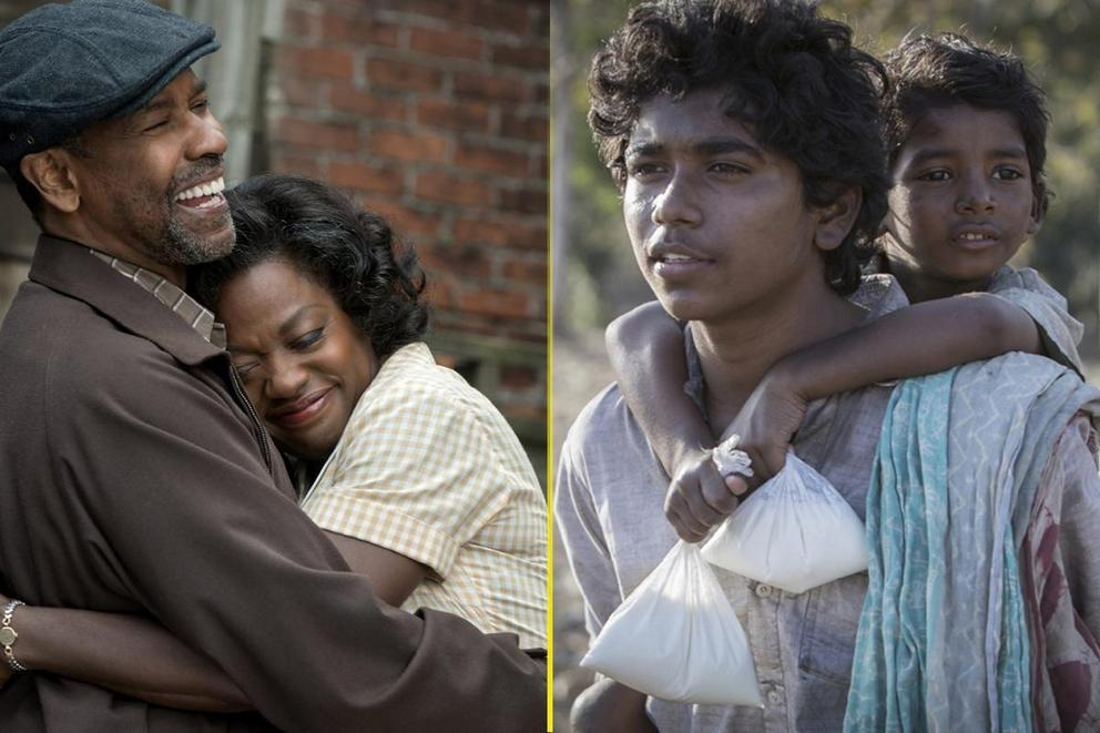 Which adapted story should win Best Picture: 'Fences' or 'Lion'?
