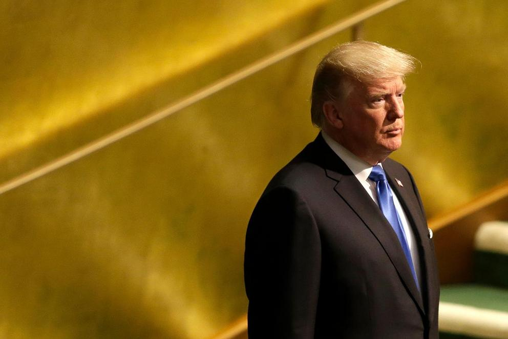 Did President Trump's U.N. speech help or hurt America's standing in the world?