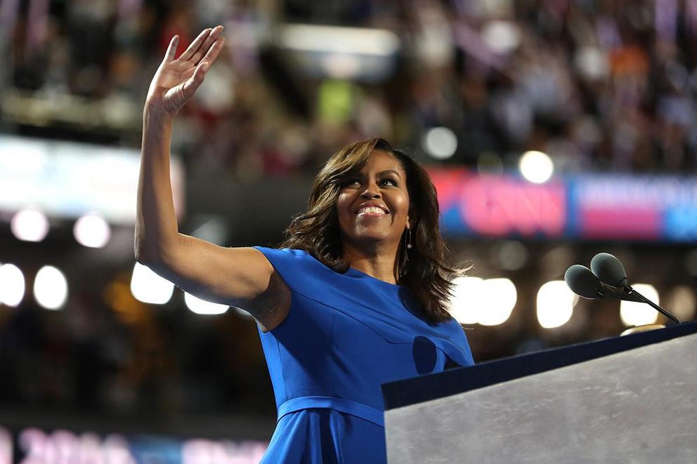 Should Michelle Obama run for President?