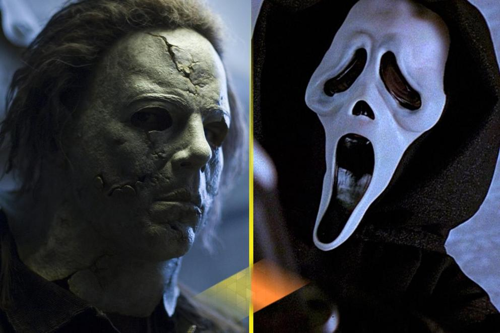 Scariest slasher horror icon: Michael Myers or Ghostface?