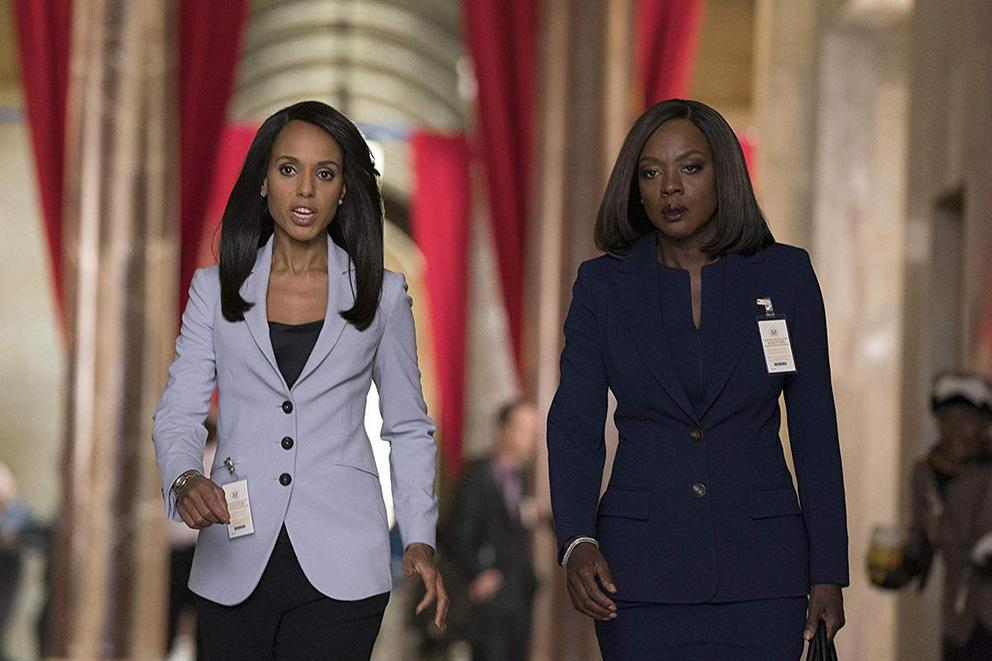 Whose wardrobe do you love more: Olivia Pope or Annalise Keating?