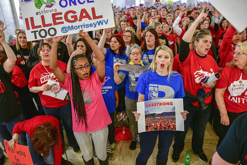 Would you support a teacher strike in your state?