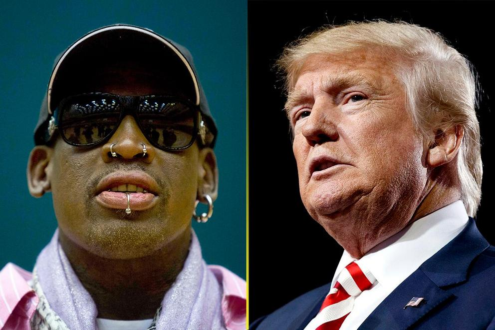 Would you rather have Dennis Rodman or Donald Trump handle North Korea?