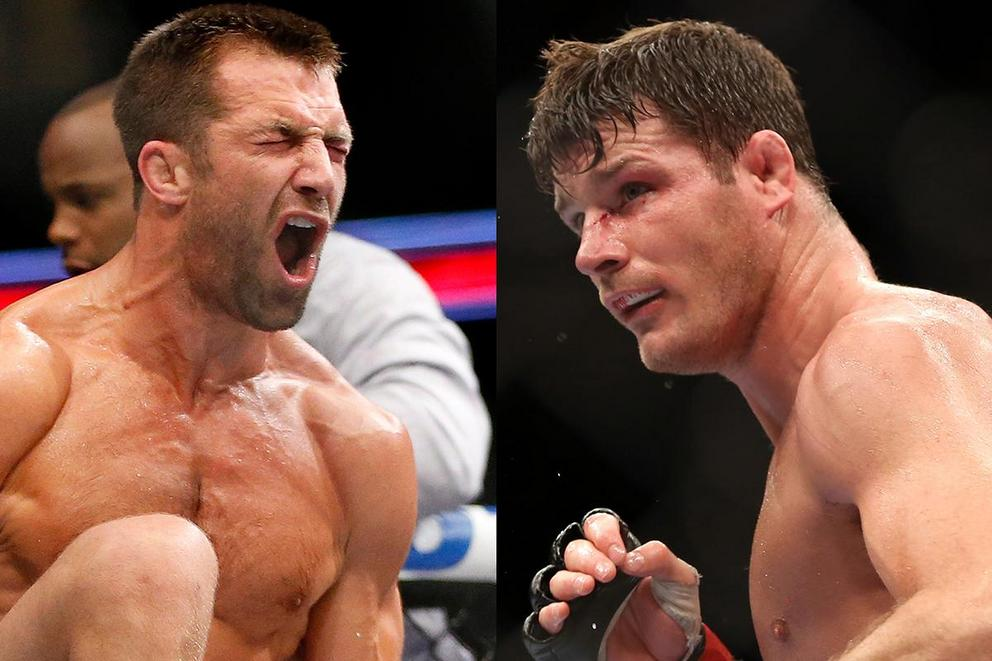 Michael Bisping will fight Luke Rockhold for UFC 199 title on June 4. Who will win?