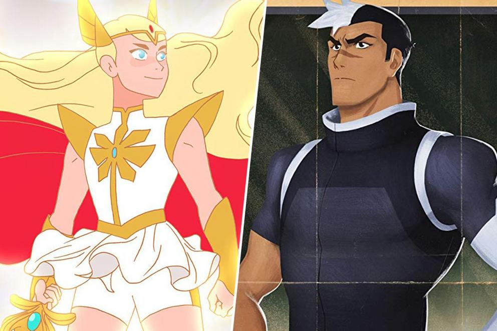 Netflix's best geek cartoon ever: 'She-Ra' or 'Voltron'?