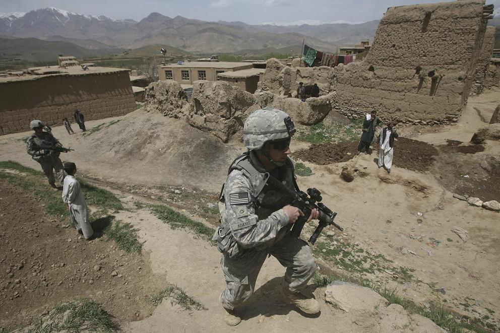 Should the United States leave Afghanistan?