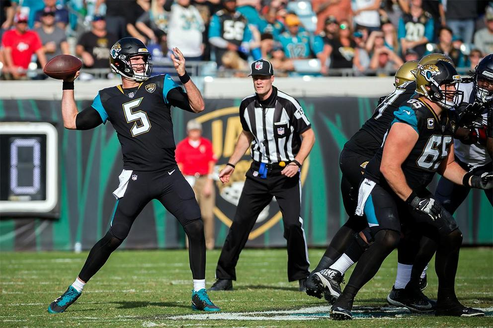 Is Jacksonville Jaguars' Blake Bortles the real deal?