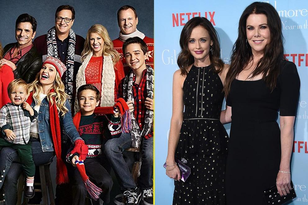 Favorite revival: 'Fuller House' or 'Gilmore Girls'?