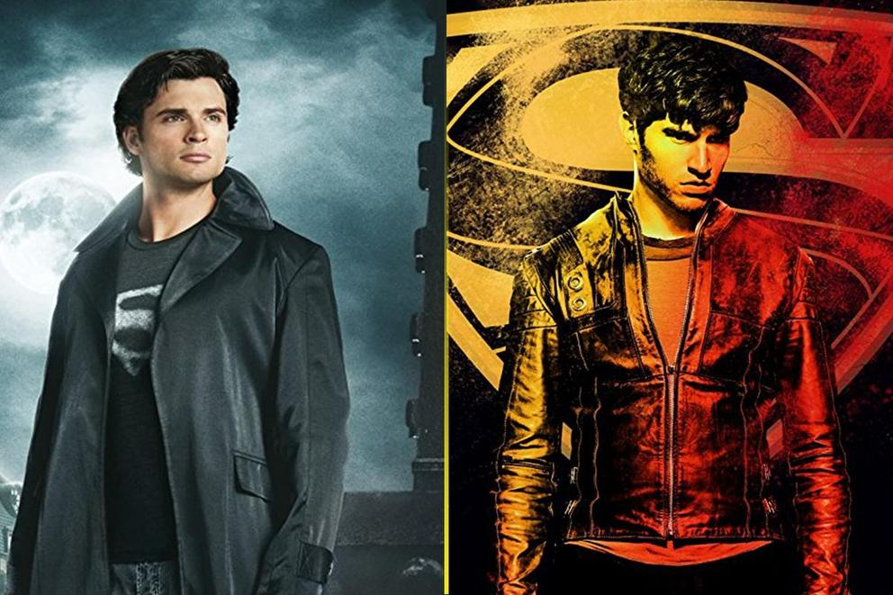 Favorite Superman prequel show: 'Smallville' or 'Krypton'?