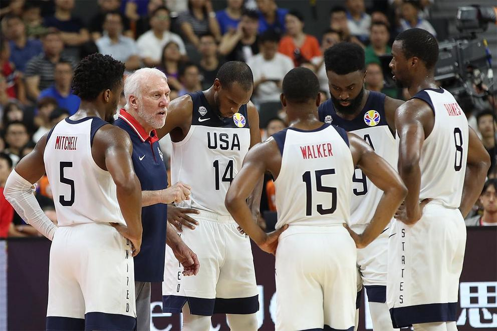 Do NBA players care about USA basketball anymore?