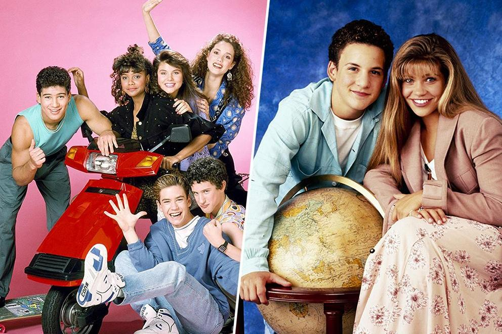 Which '90s teen sitcom do you miss the most: 'Saved by the Bell' or 'Boy Meets World'?