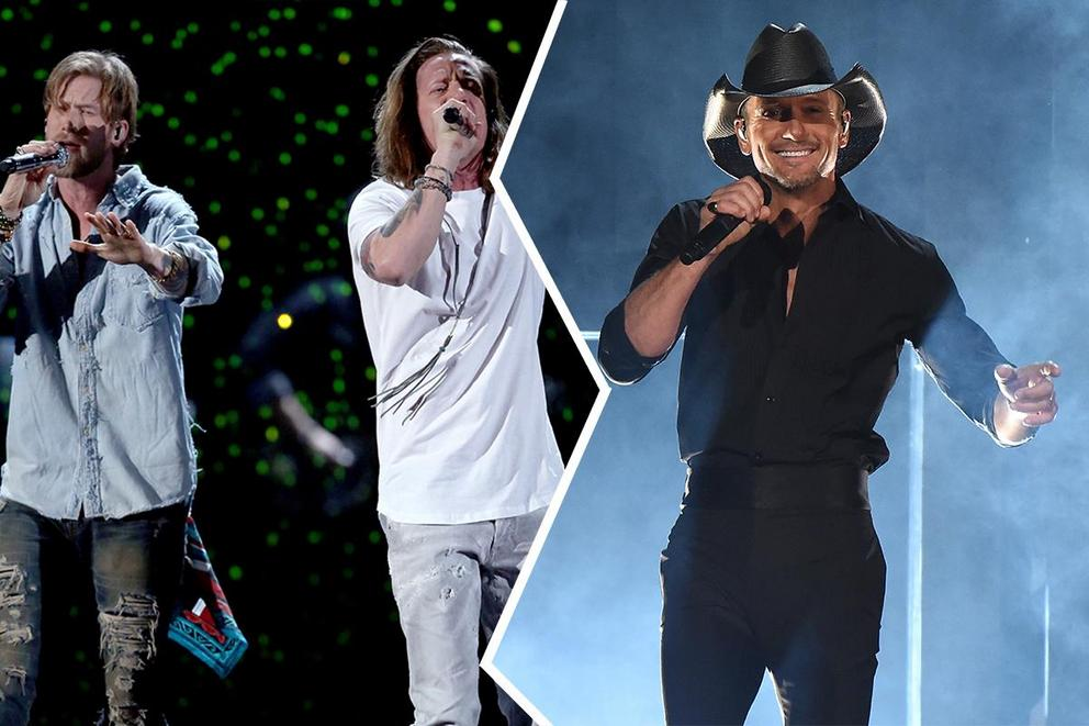 Country song of the year: 'H.O.L.Y.' or 'Humble and Kind'?