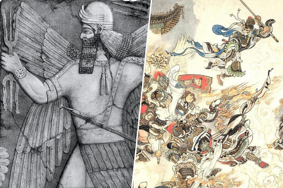 Greatest epic of world literature: 'Epic of Gilgamesh' or 'Journey to the West'?