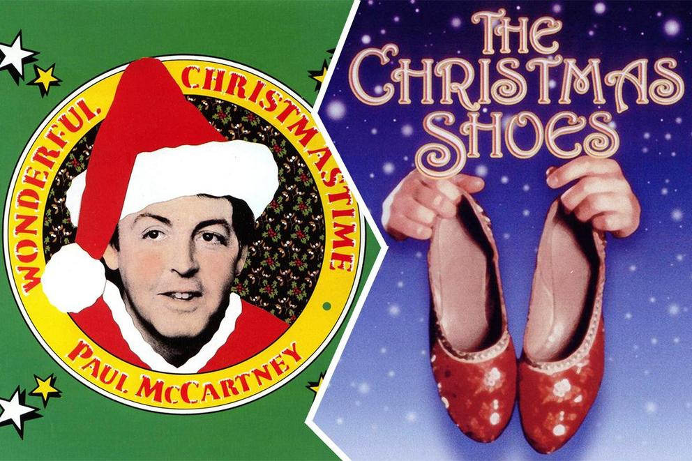 Worst Christmas song ever: 'Wonderful Christmastime' or 'The Christmas Shoes'?