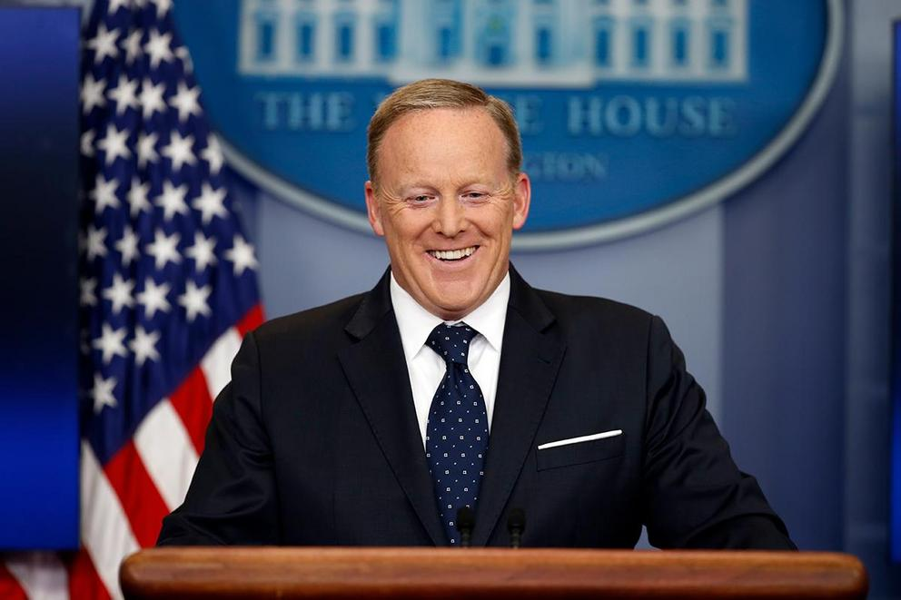 Do you miss Sean Spicer?