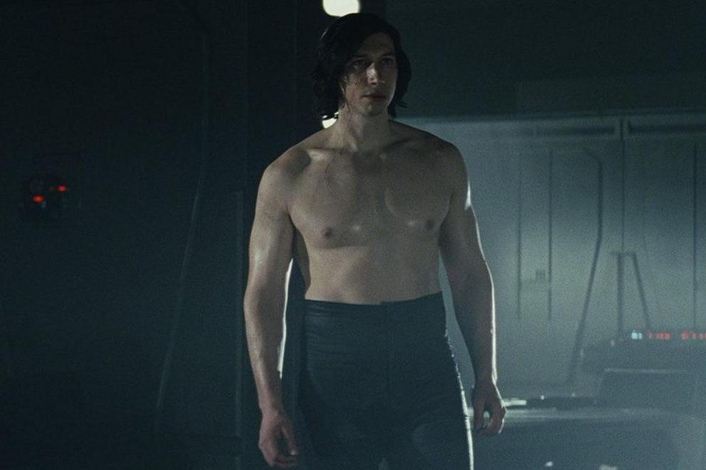 Is Kylo Ren hot or not?