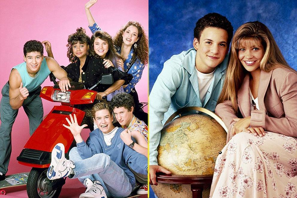 Best sitcom only '90s kids would remember: 'Saved by the Bell' or 'Boy Meets World'?