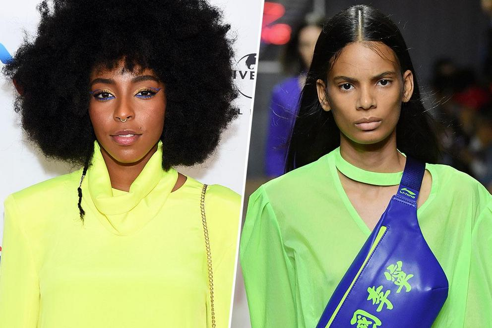 Must have color of the season: Neon yellow or neon green?