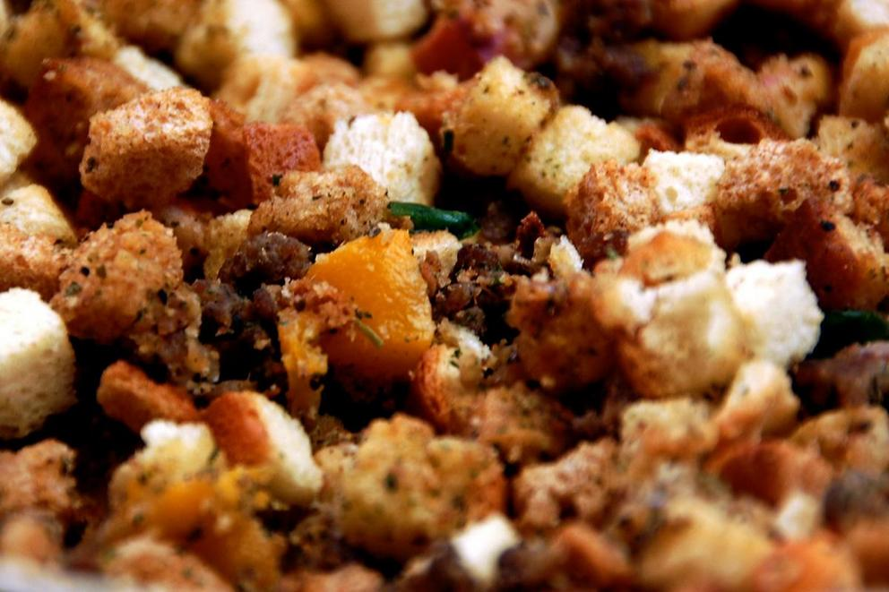 Stuffing or dressing: What should we call the Thanksgiving dish?