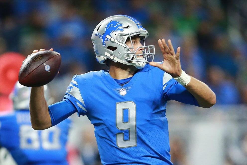 Is Matthew Stafford worth over $27 million a year?