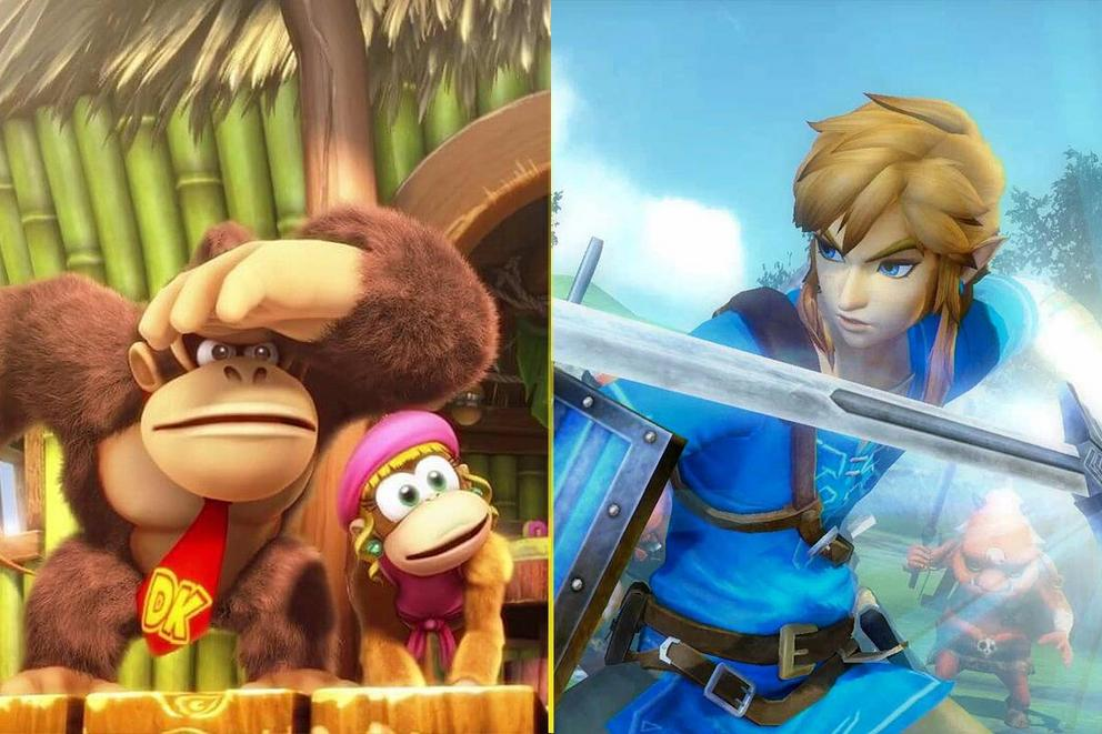 Best Nintendo game of 2018 so far: 'Donkey Kong Country' or 'Hyrule Warriors'?