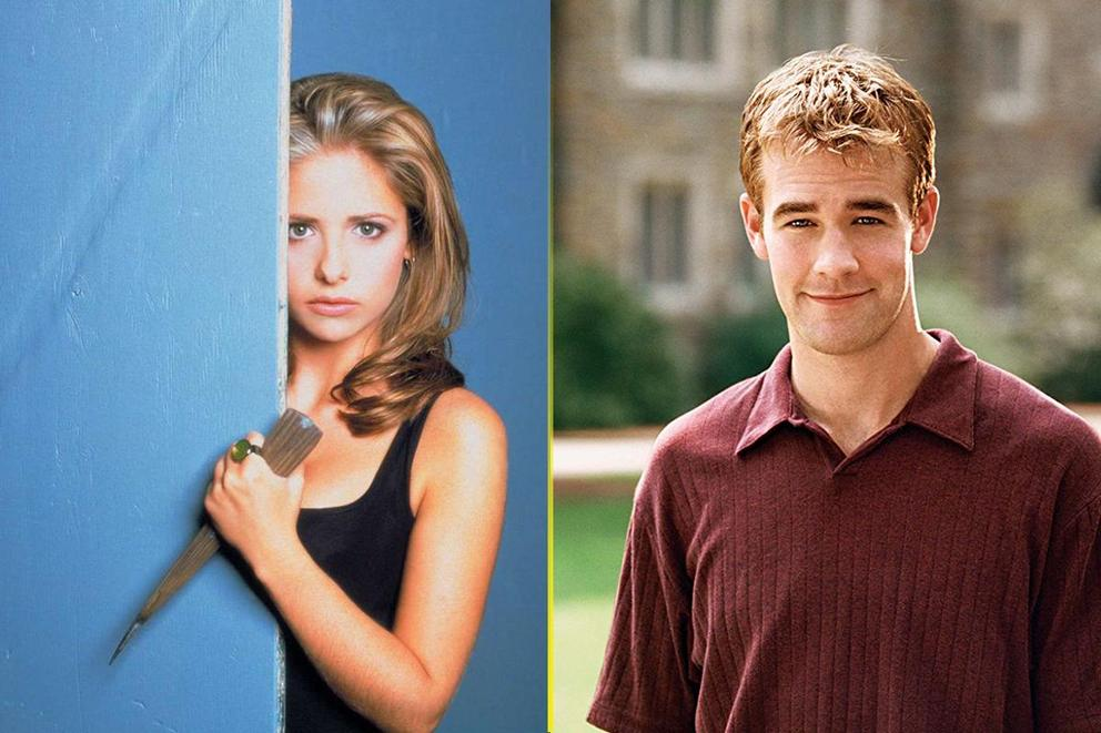 Which TV show do you want to come back: 'Buffy the Vampire Slayer' or 'Dawson's Creek'?