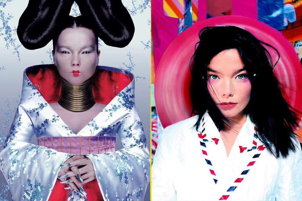 Björk's greatest '90s album: 'Post' or 'Homogenic'?