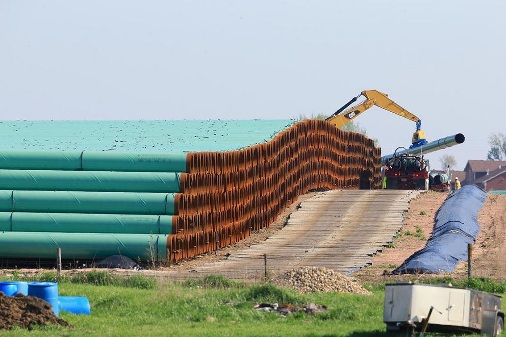 Does the U.S. need more oil pipelines?