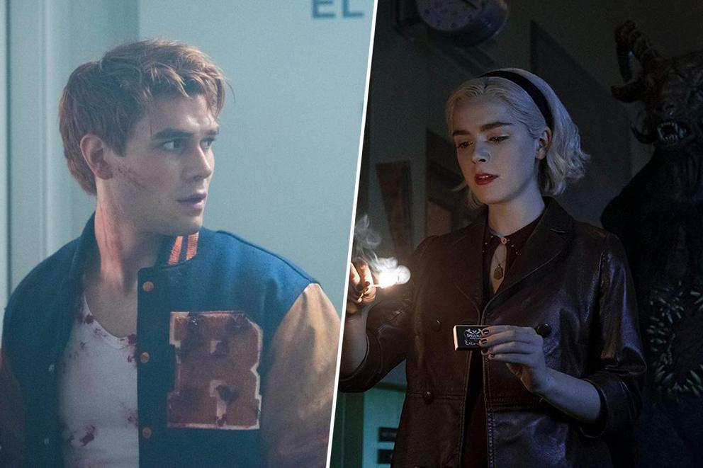 Favorite dark series adapted from Archie Comics: 'Riverdale' or 'Chilling Adventures of Sabrina'?