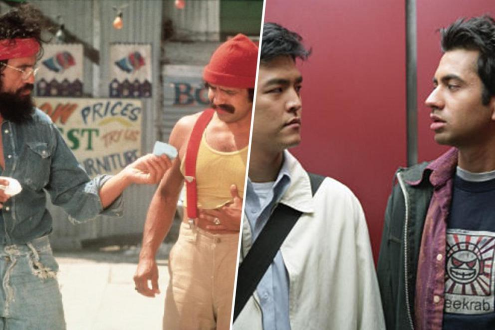 Most iconic stoner duo: Cheech and Chong or Harold and Kumar?