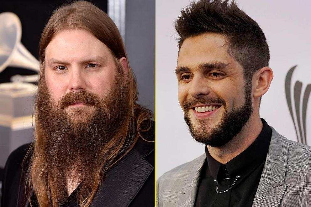 ACM Awards Male Artist of the Year: Chris Stapleton or Thomas Rhett?