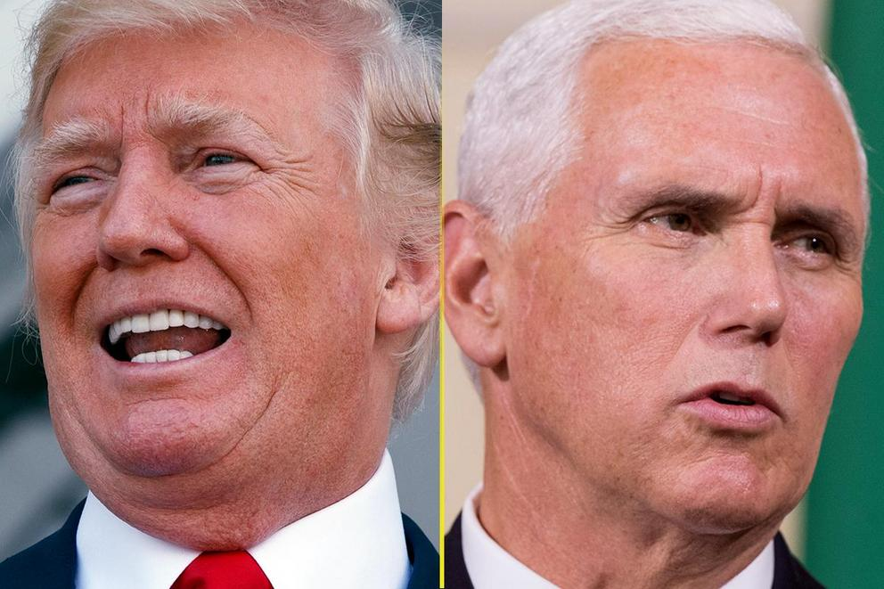 Who should liberals fear more: President Trump or a potential President Pence?